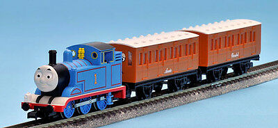 Tomix 93810 Thomas Tank Engine & Friends Thomas 3 Cars Set (N scale) PRE ORDER