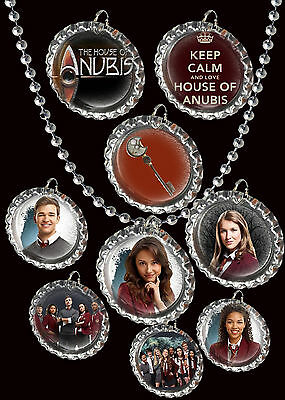 House of Anubis lot of 9 necklaces necklace L@@k a must have pendants