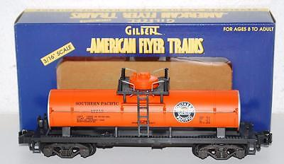 American Flyer 6-48212 Southern Pacific Daylight tank car TTOS 1999 Heritage SP