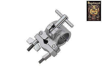 Roodiment Drum Rack Clamp Roo-Cl1 Australian Owned Gibraltar Compatible