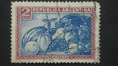 1935/51- Argentina- Fruit- Scott 447 A147 2P- Me