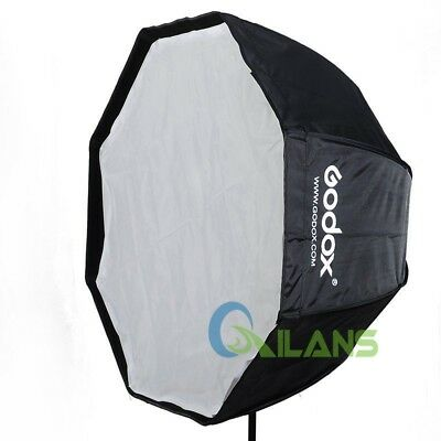 GODOX 120cm Octagon Umbrella Flash Softbox Studio Reflector Speedlite AU Stock
