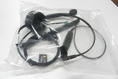 New POLARIS SW10N WIDEBAND NOISE CANCELLING MONAURAL HEADSETs