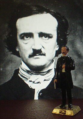 Edgar Allan Poe Figurine - Add To Your Marx Collection