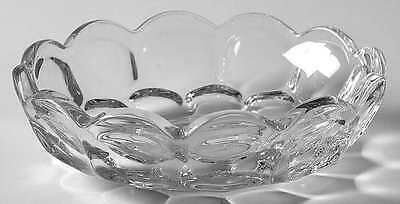 Imperial Glass Ohio PROVINCIAL CLEAR Nappy S237592G3