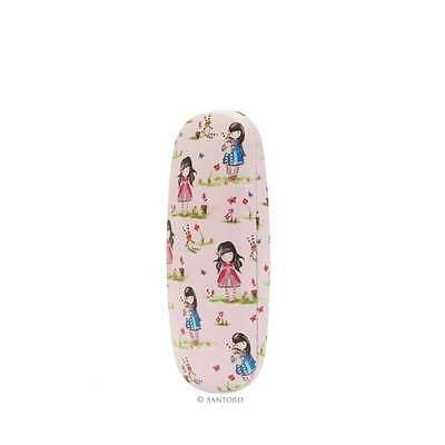 Gorjuss Pastel Print Ladybird Glasses Case