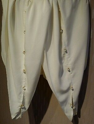 Pakistani tulip trousers fits size S and M with pearls