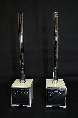 Narishige Gj1 Magnetic Stands (Pair)