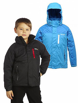 Regatta Lighthouse Boys Waterproof Thermo-Guard Insulated Jacket