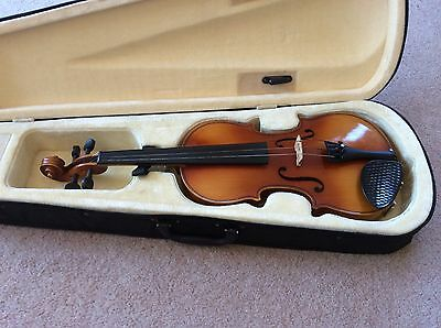 3/4 Boosey and Hawkes Violin with Case