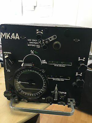 RAF Aircraft Mk4A Ground Position Indicator