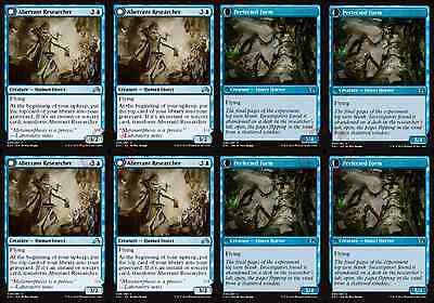MTG Shadows Over Innistrad SOI Choose your Uncommon Playset (4 cards) (A-L) M/NM
