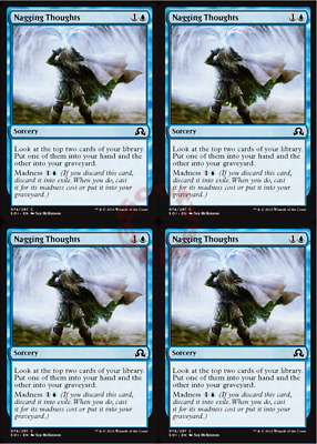 MTG Shadows Over Innistrad SOI Choose your Common Playset (x 4 cards) (N-W) M/NM