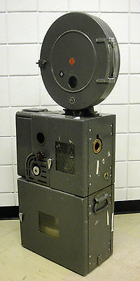 35Mm Devry Chicago – Motion Picture Sound Equipment - Projector - As Is