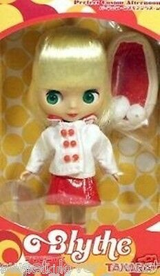 Takara Petite Blythe Perfect Cosmo Afternoon Doll Girl Figure Limited RARE