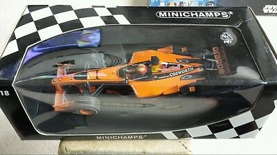 Minichamps 1/18 F1 Arrows A23 Bernoldi