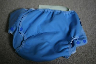 Motherease Airflow nappy wrap reusable used size M