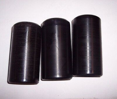 3 Edison Phonograph 2 Minute Cylinder Records #8462 + #8698 + #9890