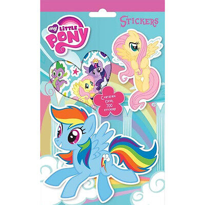 My Little Pony Pack of over 700 Stickers, Stocking Filler