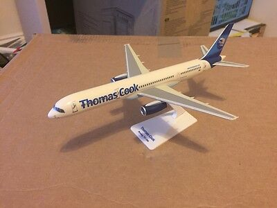 Thomas Cook Airlines Boeing 757-200 Aircraft Model 1:200 Scale Premier Planes