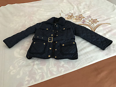 Debenhams Girls J Jeans Quilted Jacket Age 6-7