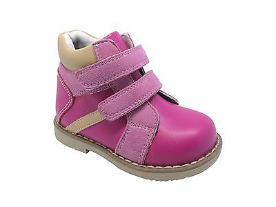 Children kids shoes. Winter boots for baby girls orthopedic. winter snow.