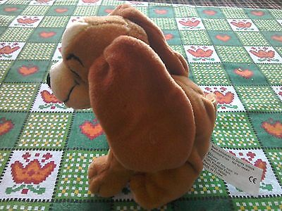 """6"""" the lady  from the lady and the tramp 2 disney plush Buena Vista Promotional"""