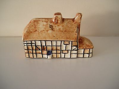 Heritage House - Herring Bone Brick Nogging
