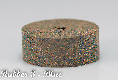 5 Cork Rings  Rubber  Model 3 - Blue-Rod Building-Rod Handle-Fly Fishing