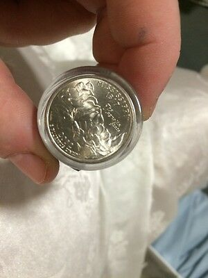 Uncirculated Mississippi  USA Quarter