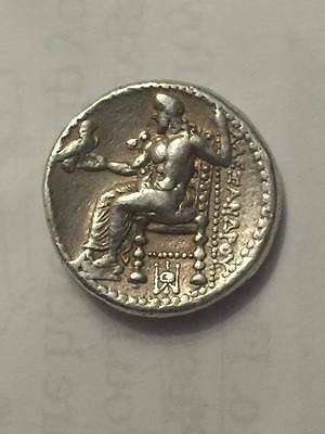 RARE Alexander The Great Coin