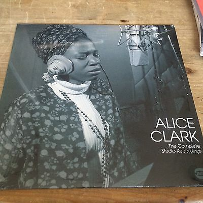 Alice Clark LP Mint Sealed Compilation Free UK P&P