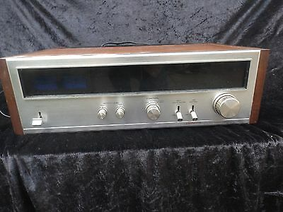 Pioneer 1970S VINTAGE Model TX-7100 AM/FM wood effect STEREO TUNER