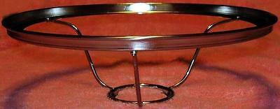 GENUINE ALADDIN  10 inch Nickel Ring Shade Holder alladin oil lamp 7 to 23a ,B