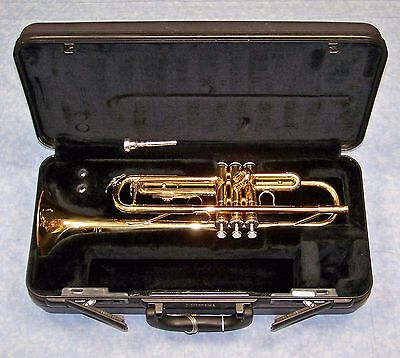 Yamaha YTR-200AD Bb Trumpet - Good Cosmetic Condition - Great Playing