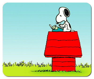 Snoopy Mouse Pad Mat