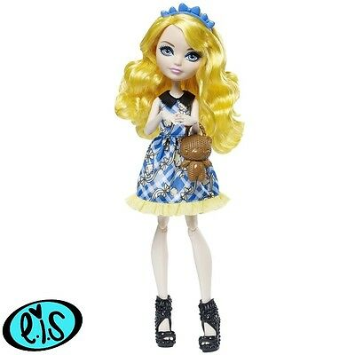 Blondie Locks Enchanted Picnic Ever After High Doll