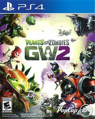 Plants Vs Zombies Garden Warfare 2 - PS4 Game - NEW