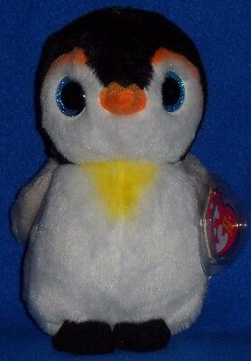 TY PONGO the PENGUIN BEANIE BABY - MINT with MINT TAGS