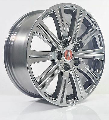 4pcs ACURA LEGEND/ODYSSEY 18 inch Mag Wheels Rim 5X120 Alloy wheel Car Rims -1