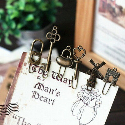 2Pcs Novelty Gift Bookmark Office Supplies Bookmarks Pad Note Stationery QWC