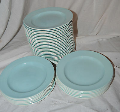 """37 Carrigaline Pottery Dining Side Plates 7"""""""