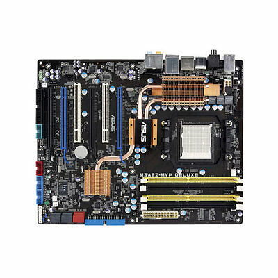 Motherboard Asus M3A32-Mvp Deluxe Socket Am2+