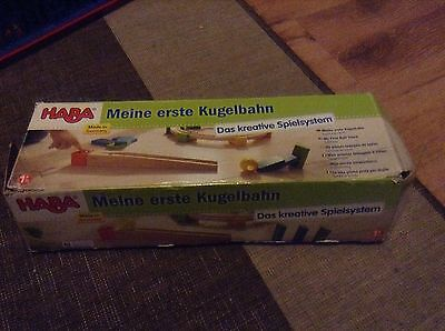 wooden ball track / kugelbahn by HABA
