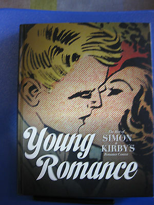 Young Romance – Jack Kirby And Joe Simon – Romance Comics - Hardback