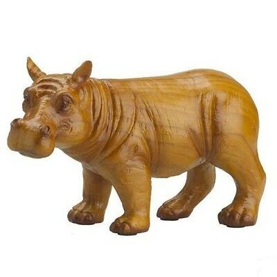 African Plains Collectors Hippo Figurine / Sculpture - The Mighty Warrior #20869