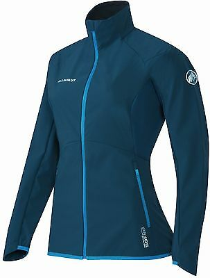 Mammut - Botnica SO Jacket Women -S- 2016/17 - sportliche Softshelljacke