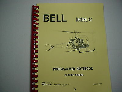 Bell Helicopter 47G Pilots Training Manual  -5