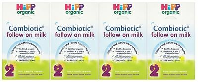 Hipp Follow On Milk - 800g (Pack of 4)