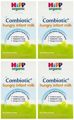 Hipp Hungry Infant Milk - 800g (Pack of 4)